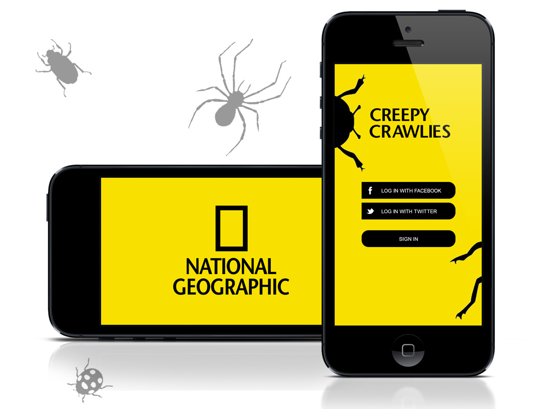 creepy-crawlies-login